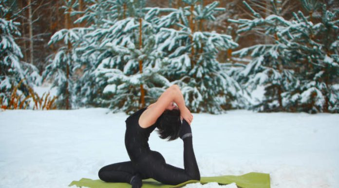 Are Cold Yoga and Cryotherapy the Hottest Trends?