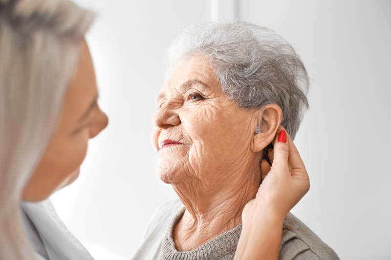 Are Hearing Loss and Dementia Related?