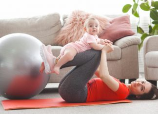 Best Postnatal Workouts to Strengthen Your Core