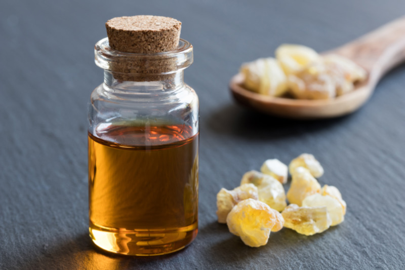 Frankincense Oil | Combat Signs of Aging and Let Yourself Relax
