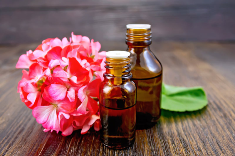 Geranium Oil | The Anti-Acne Treatment You Want To Try ASAP