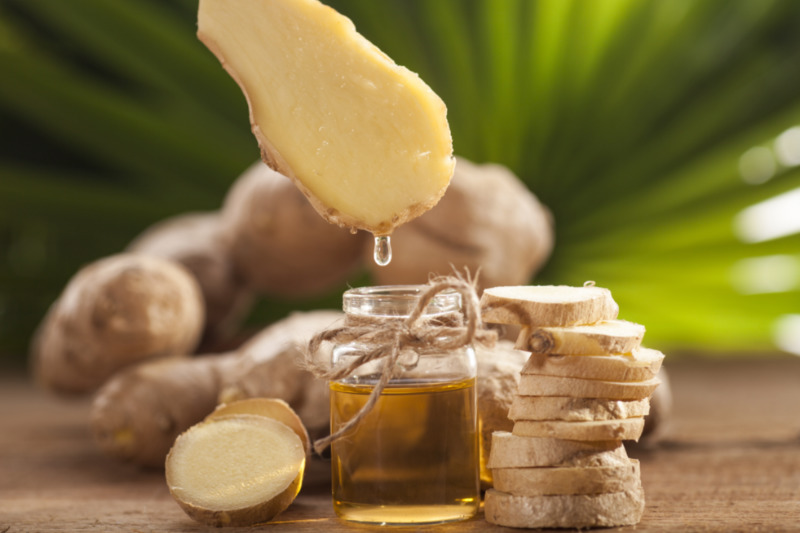 Ginger Oil | Fight Symptoms of Nausea and Prevent Hypertension