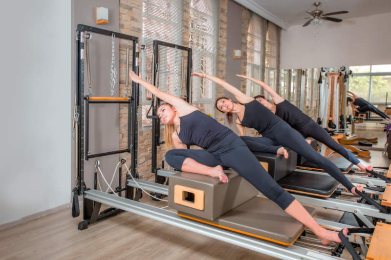 Mixing it Up With Pilates