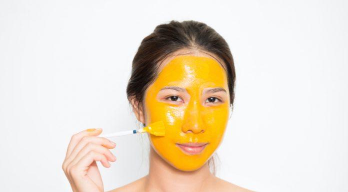 Organic Facial Mask to Combat Psoriasis