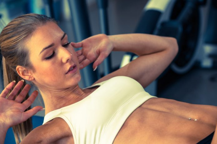 The Jeanette Jenkins Workout That Will Sculpt Your Abs