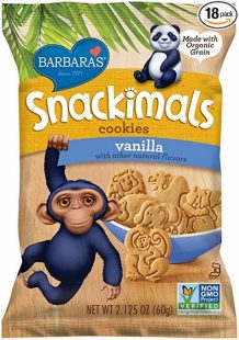 Barbara's Snackimals cookies