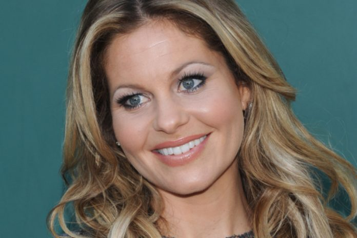 Candace Cameron Bure Shares Her Fitness Tips for Busy Moms