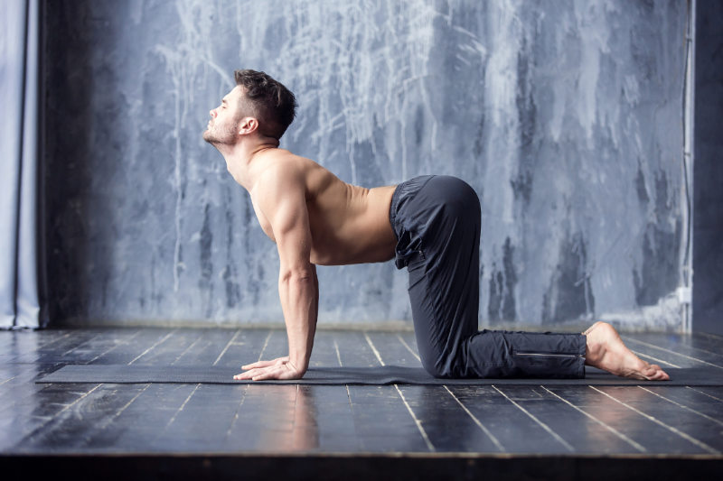 Yoga Poses to Strengthen Your Abs and Back Muscles