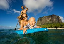 Outdoor Series: Kid Friendly Water Sports For The Whole Family to Enjoy