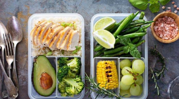 How To Meal Prep Your Way To A Fitter You