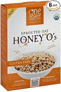One Degree Honey O's Cereal