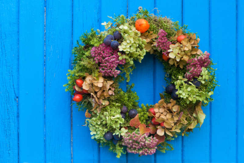 10 Fall Wreath Ideas to Explore This Weekend