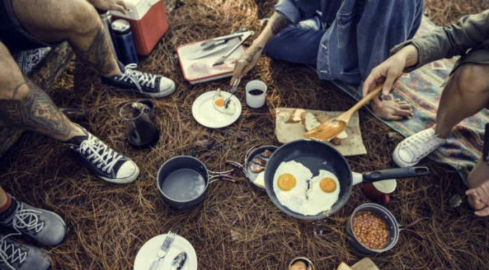 Can You Go Camping When on the Primal Blueprint Diet?
