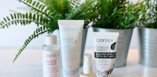 Clarisea Skincare Product Review