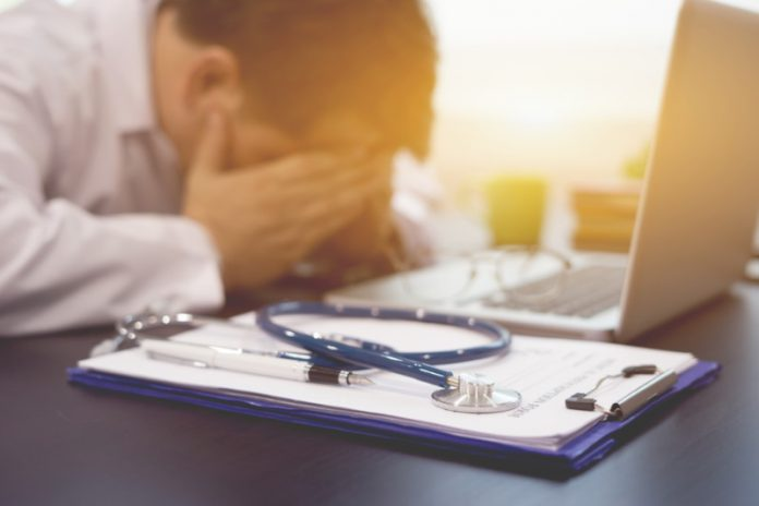 Is Your Doctor Too Stressed to Treat You?