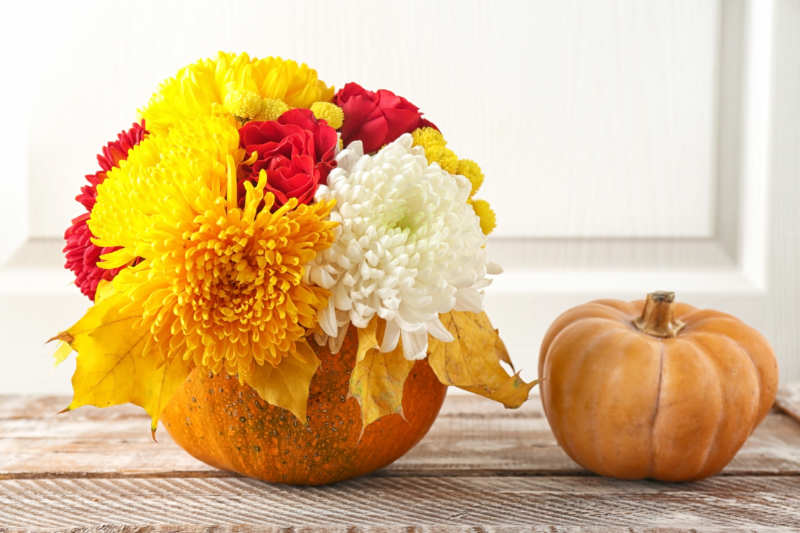 Switch Up Your Decor To Welcome Fall
