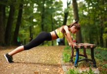 Outdoor Series: 30-Minute Workout To Burn Calories And Promote Overall Tone