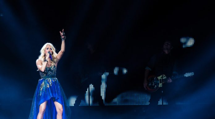 Carrie Underwood's Workout Secret To Sculpt and Tone Your Legs