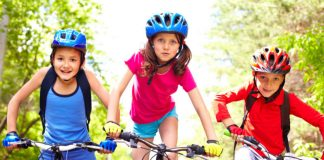 Are Your Children Getting Enough Exercise?