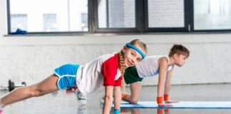 These Three Exercises Can Prevent Childhood Obesity And Boost Your Child's Overall Health
