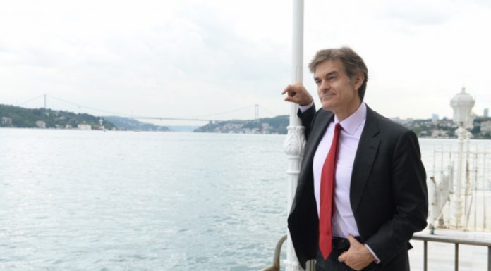 Dr. Oz Shares His 7-Minute Morning Workout Routine