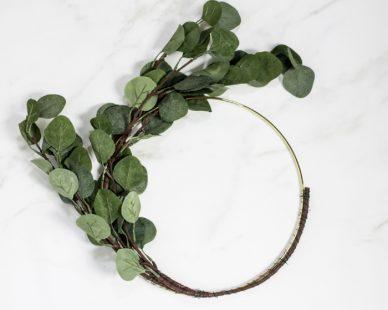 add a second eucalyptus stem