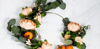 Fall Wreath Tutorial   DIY Floral Craft Idea for the Fall