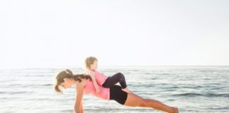 At-Home Series: The Ultimate Workout Routine Designed For Busy Moms