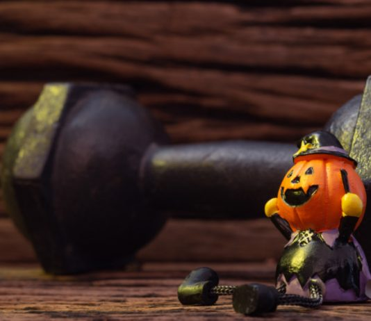 Stay Festive And Enjoy The Fall Season With This Full Body Pumpkin Workout
