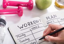 Tips On How To Develop and Design Your Own Workout Plan