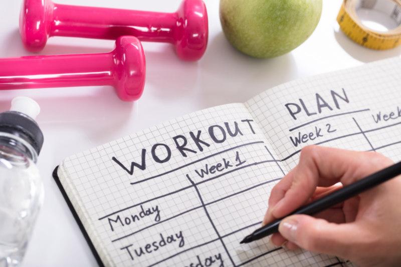 Progressive Workout Programming