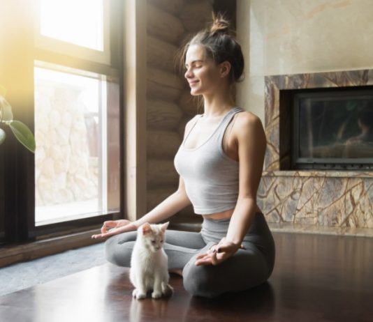 At-Home Series: 30-Minute Yoga Sequence To Recharge and Find Strength