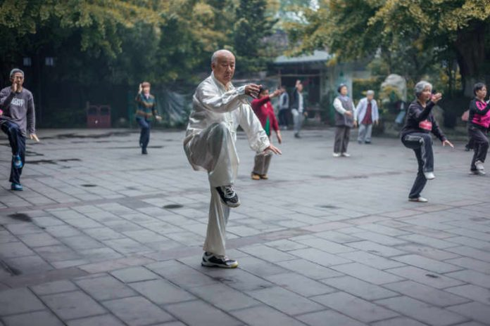 Can Tai Chi Help Seniors Balance Better?