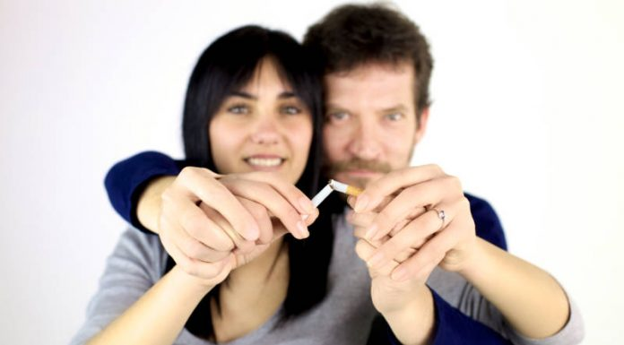 Has Your Partner Been Trying to Quit Smoking? Maybe You Could Help