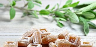 Homemade Organic Cough Drops for the Flu Season