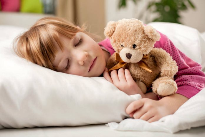 How to Get Your Kids to Sleep Well