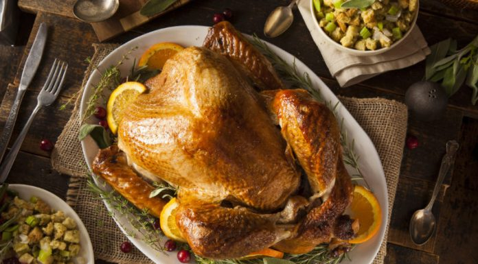 Thanksgiving Turkey Safety Tips