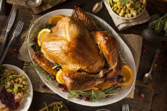 Thanksgiving Turkey Safety Tips