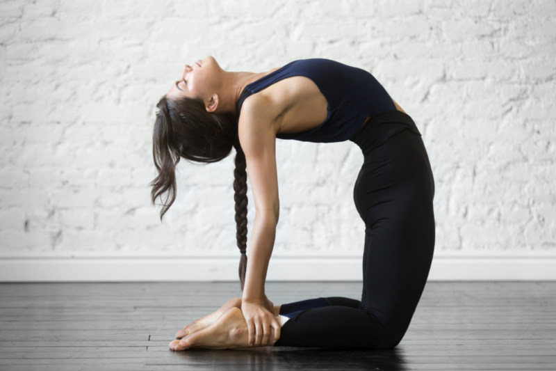 Top Yoga Poses To Prevent and Overcome A Flu