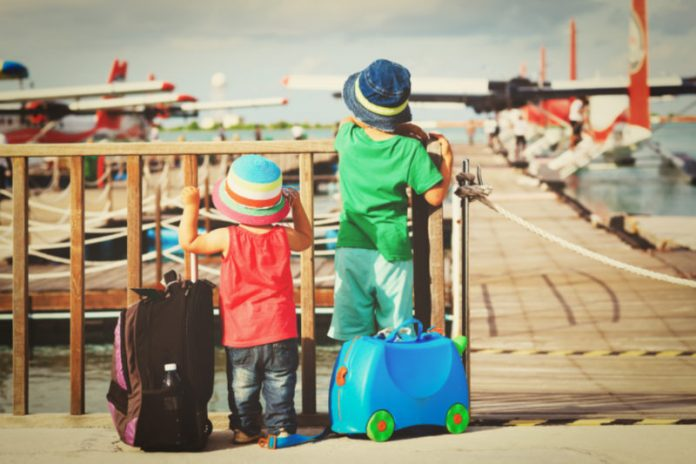 Tips To Help You Travel Comfortably and With Ease With Your Young Kids