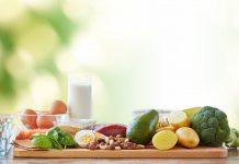 macro diet: balanced meal