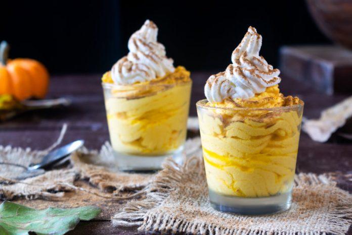 Keto-Friendly Pumpkin Mousse