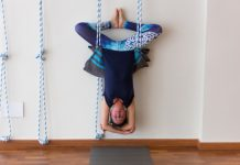 Why You Need To Add Rope Wall Yoga To Your Fitness Routine