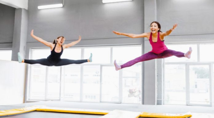 Why You Need To Start Working Out On A Trampoline ASAP